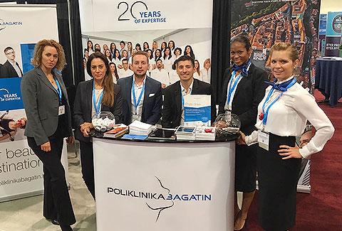 Poliklinika Bagatin na World Medical Tourism kongresu v Washingtonu