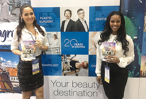 We attended the World Medical Tourism Congress in Los Angeles