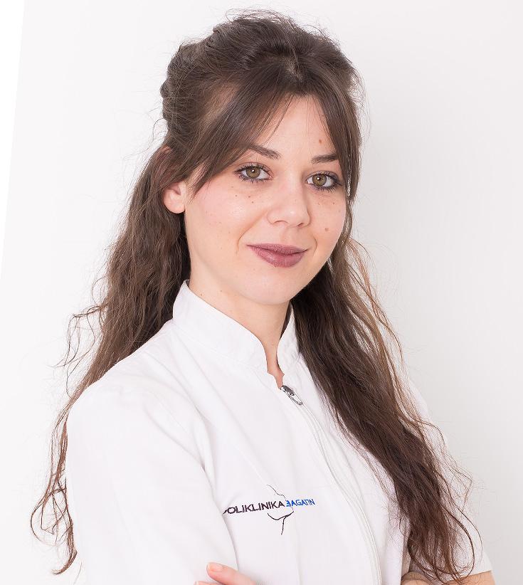 Jelena Čikor - medicinski kozmetolog - Poliklinika Bagatin