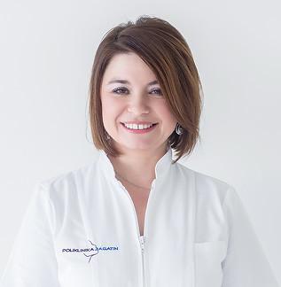 Kristina Ukalović, Voditeljica poliklinike Green Gold Tower