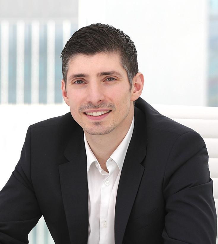 Ognjen Bagatin, CEO/General Director of Poliklinika Bagatin