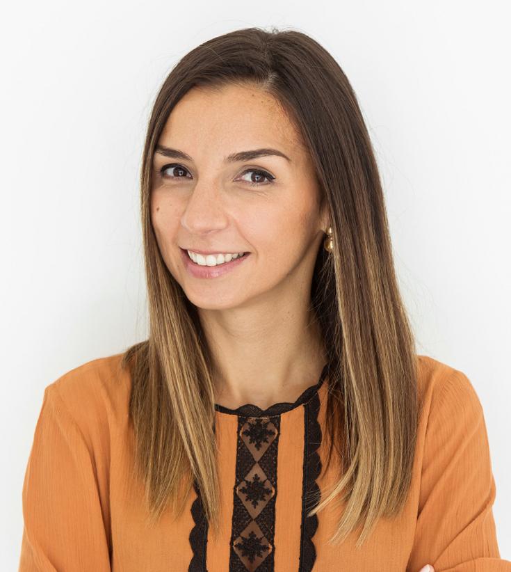 Željka Ćenan specijalist za marketing i odnose s javnošću u Poliklinici Bagatin