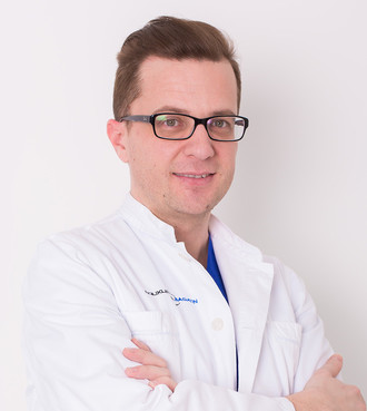 Dr. Josip Lovrić, general surgeon