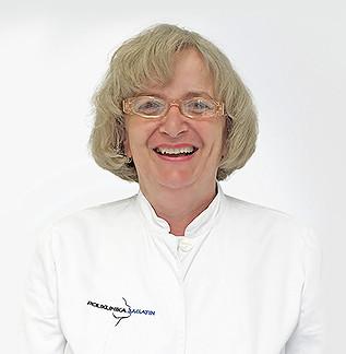 Liljana Radevska, dr. med.