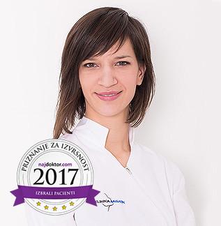 Majda Plišić doktor dentalne medicine u Poliklinici Bagatin