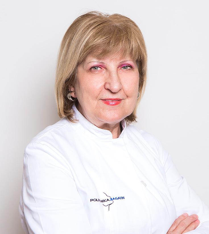 Dr. Katarina Šakić, anesthesiologist and reanimatologist